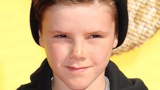 Cruz Beckham releases debut Christmas single