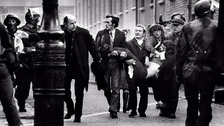 A report on Bloody Sunday has been sent to the PPS by police.