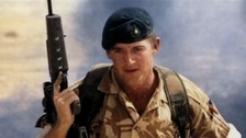 Sergeant Blackman was jailed for shooting a wounded Afghan soldier at close range