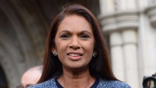 Man arrested over racist threats to Brexit challenger Gina Miller