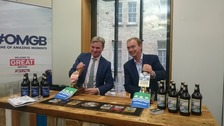 Jamie Reed and Tim Farron organised the event.