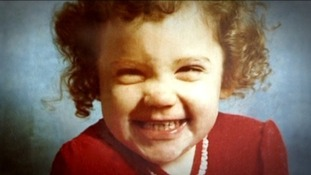 Katrice Lee was two-years-old when she went missing in Germany