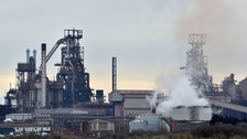 Steel unions secure £1bn of investment from Tata