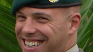 Sergeant Luke Taylor was killed in Afghanistan on Monday.