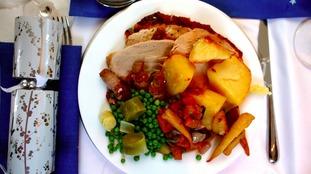 Christmas dinners 'safe' despite bird flu warnings