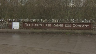 The Lakes Free Range Egg Company.