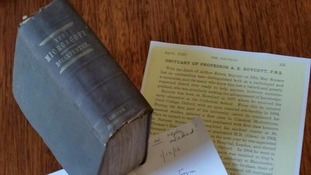 Overdue library book returned 120 years late