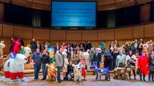 Snowdogs raise over £250,000 in charity auction