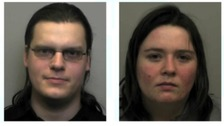Rocky Uzzell and Katherine Prigmore were sentenced today for their crimes