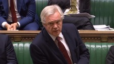 David Davis faces calls for details on Government's Brexit plan
