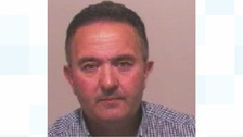 David Whitfield from Sunderland has gone missing