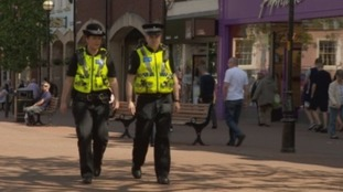 Cumbria Police had a high satisfaction rate.