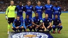 Unbeaten Leicester City take on Porto tonight in the Champions League