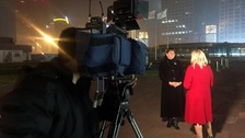 Tracey Magee reports from China where First Minister Arlene Foster is on a four-day visit.