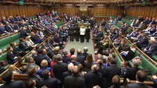 MPs back Government's Brexit timetable