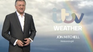 GMB weather update with Jon Mitchell