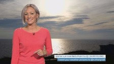 Wales Weather: Wet but mild overnight!