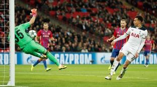 Tottenham Hotspur 3-1 CSKA Moscow: Champions League match report