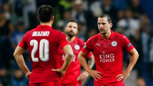 Porto 5-0 Leicester: Champions League match report