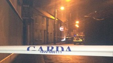 Garda are investigating Wednesday night's shooting in Cork.