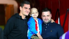 Bradley Lowery's health deteriorates