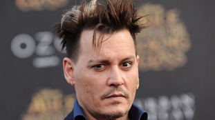 Johnny Depp is Hollywood's 'most overpaid' actor