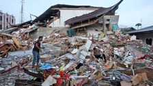 Over 100 people killed in Indonesian earthquake