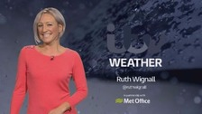 Wales Weather: Wet to start but drying out later!