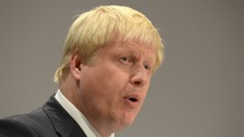 Johnson accuses Saudi Arabia of 'playing proxy wars'