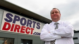 Sports Direct founder Mike Ashley splashes out on new corporate jet