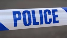 Police investigating fire