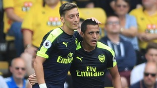 Sanchez and Ozil won't leave Arsenal early, says Wenger