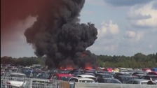 Bin Laden pilot 'overworked' before Blackbushe crash