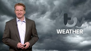 Thursday afternoon's weather for the west of the region