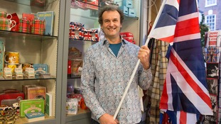 Shopkeeper accused of racism for selling British-themed products