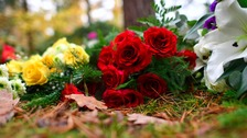 Flowers have been stolen from graves in North Tyneside