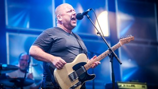 Pixies' Black Francis: 'We have a lot of songs still to record'