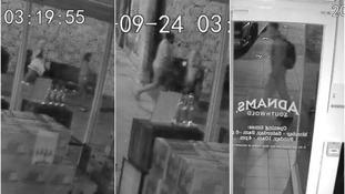 CCTV images.