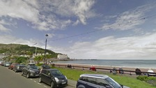 Woman's body found on Llandudno beach