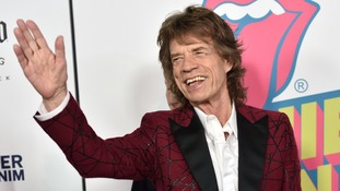Rolling Stones front man Mick Jagger becomes a dad again aged 73