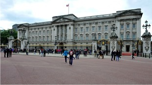 Buckingham Palace knife charge dropped against Sheffield student