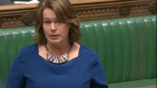 MP moves the Commons to tears with rape 'survivor' story