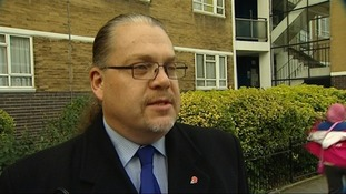 Westminster Council fraud investigator John Noble.