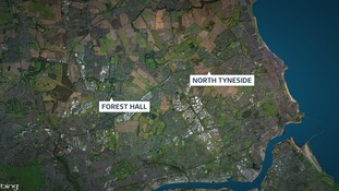 A suspicious caller has been reported in North Tyneside