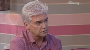 This Morning presenter Phillip Schofield