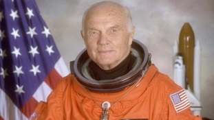 First US astronaut to orbit Earth John Glenn dies aged 95