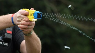 'Majority of public' support equipping police with Tasers