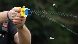 Tasers were introduced by UK police forces in 2003 following trials in some force areas