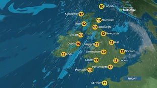 Weather: Another mild day for most