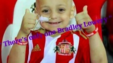 Bradley Lowery has been told his cancer is now terminal